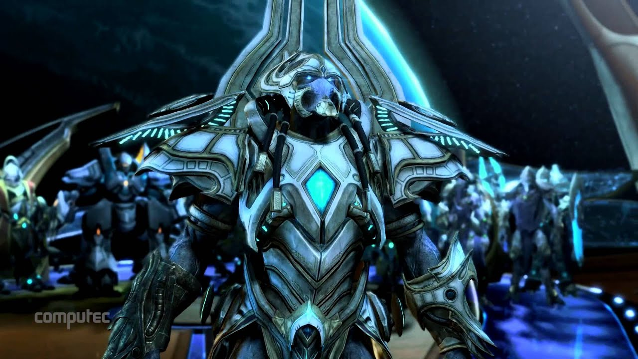review starcraft 2 legacy of the void