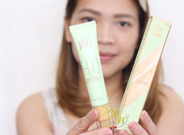 pixi h20 skin tint review philippines