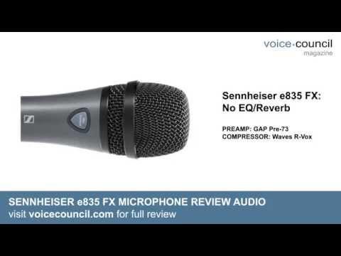 sennheiser e835 vs e935 review