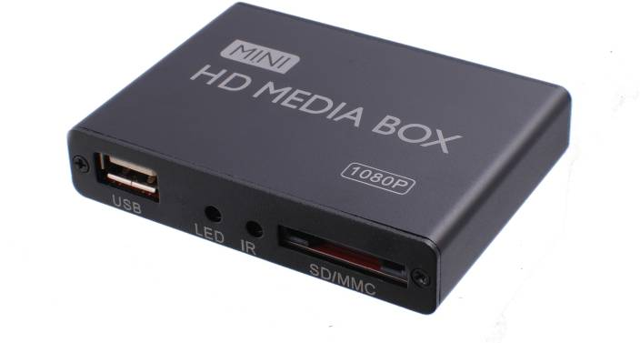 mini hd media box review