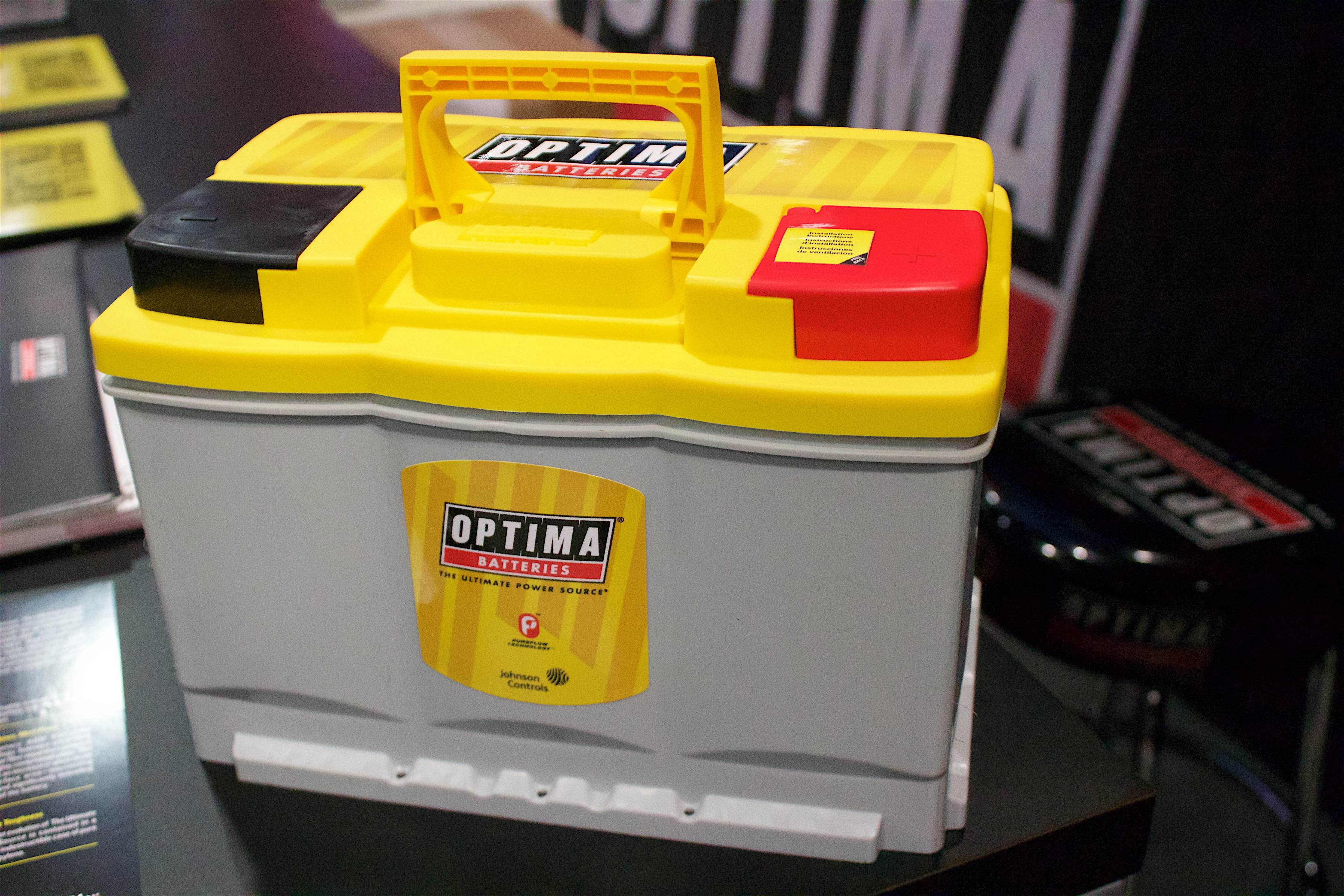 optima battery red top review