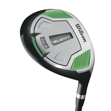 wilson tour velocity golf clubs review