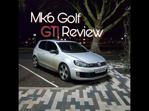 vw golf gti mk6 review