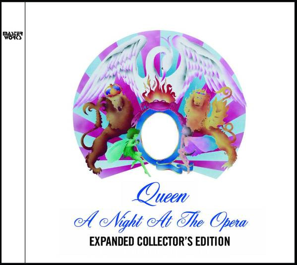 queen a night at the opera review