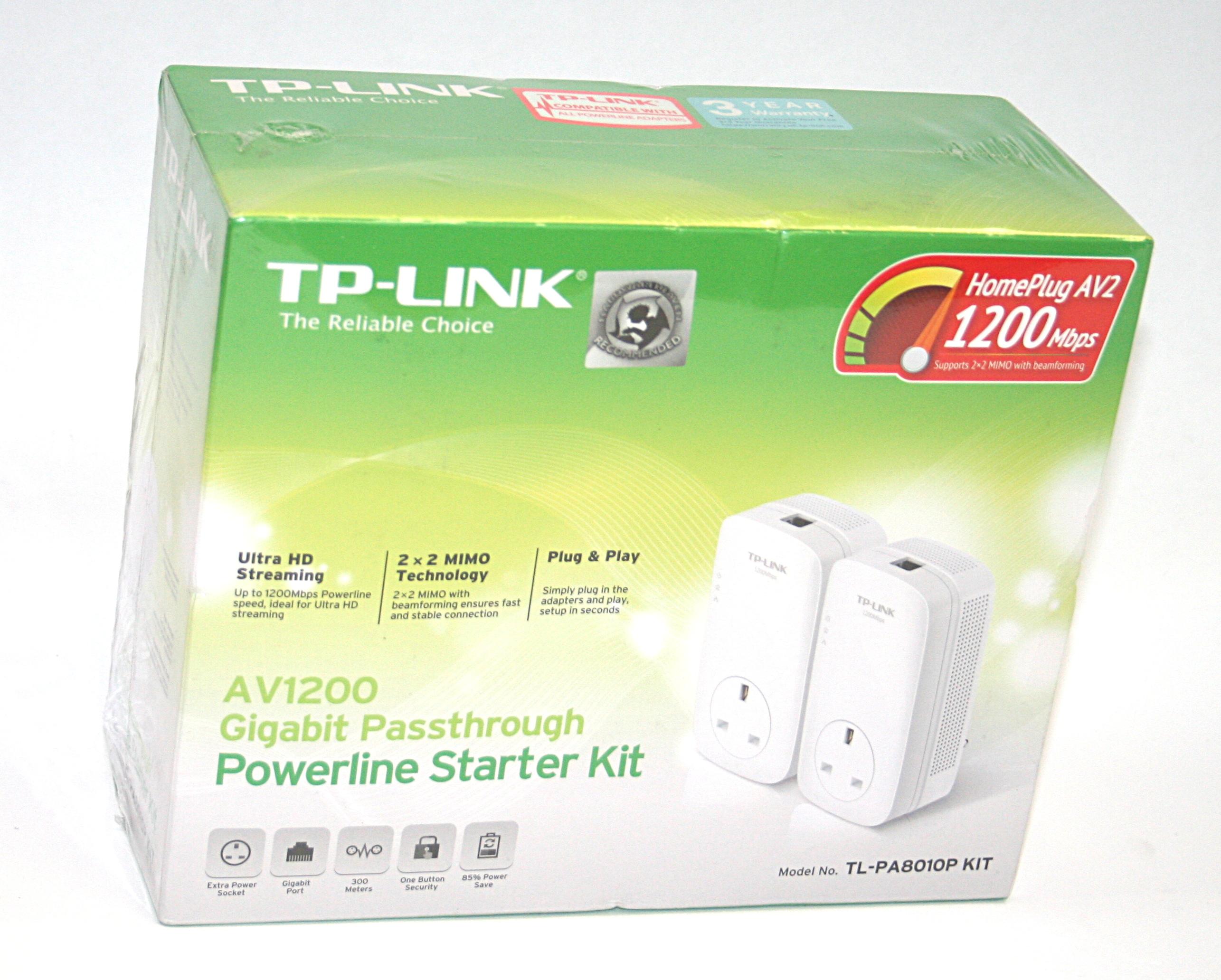 tp link tl pa8010p kit av1200 review