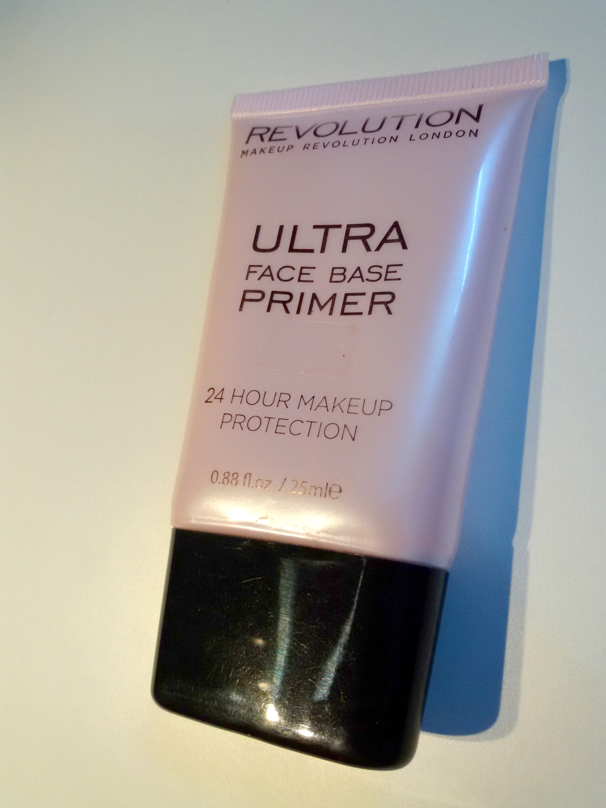 makeup revolution ultra face base primer review