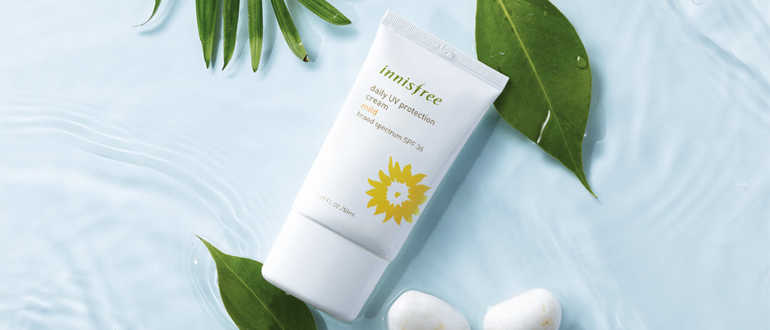 so leaf sunflower uv sunblock cream review