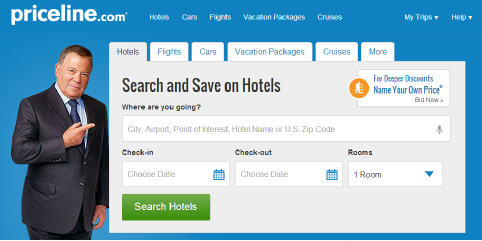 priceline flights name your price reviews