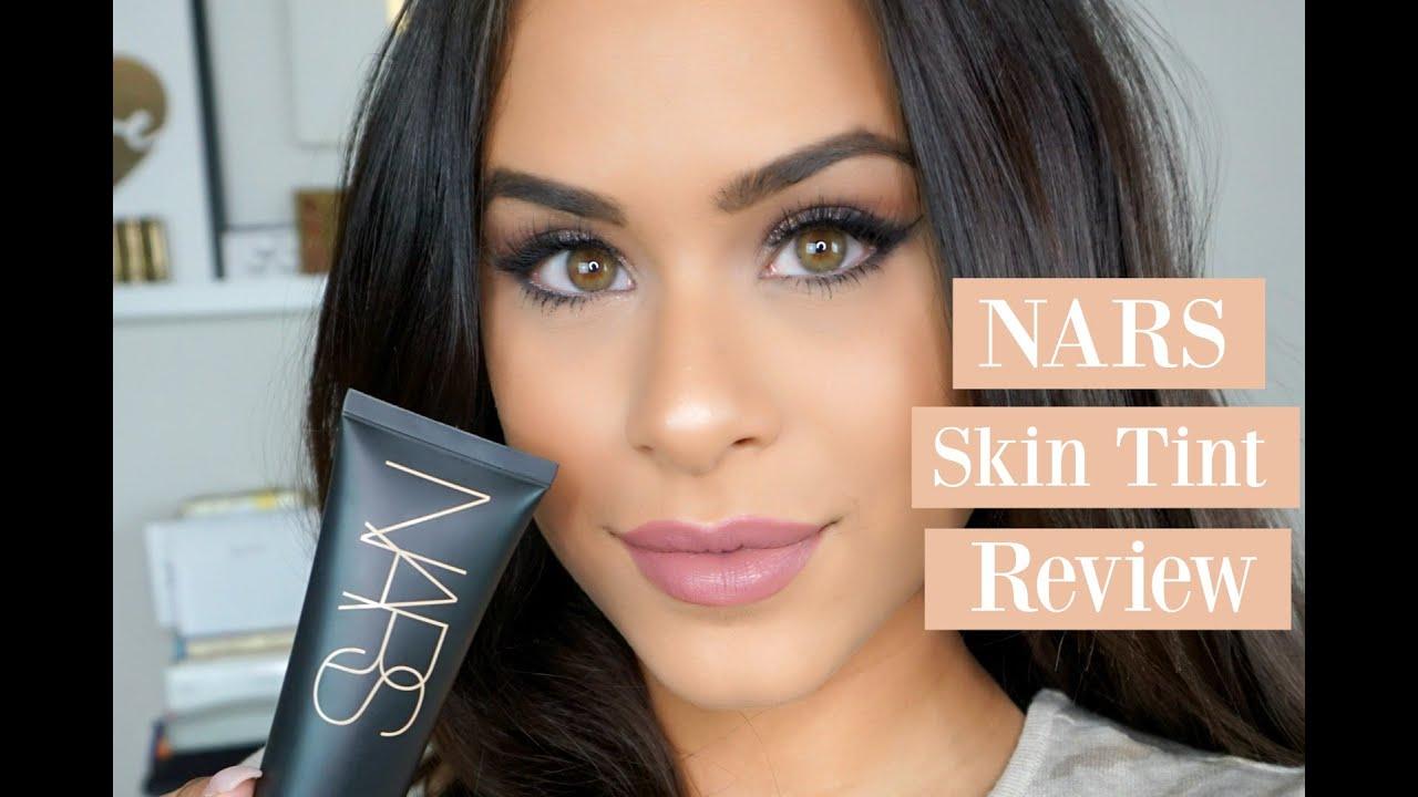 nars velvet matte skin tint review
