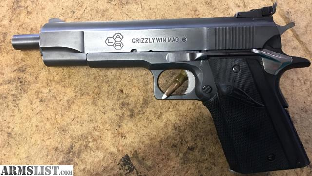 lar grizzly 45 win mag review