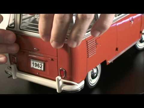revell 1 16 samba bus review