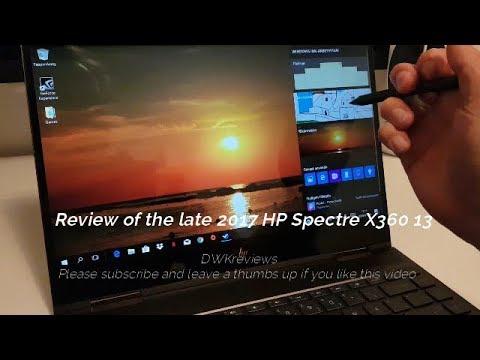 hp spectre x360 8th gen review