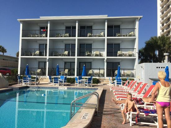 seven seas resort daytona beach reviews