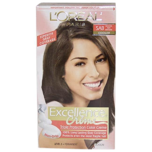 loreal mocha ash brown review