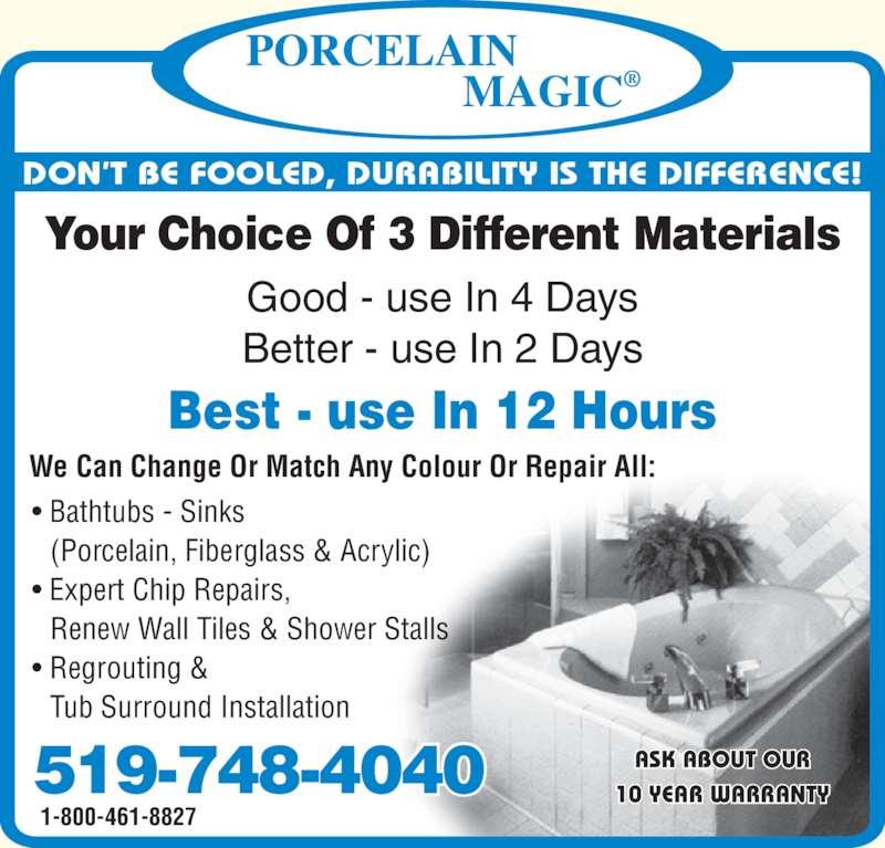 magic porcelain chip fix reviews