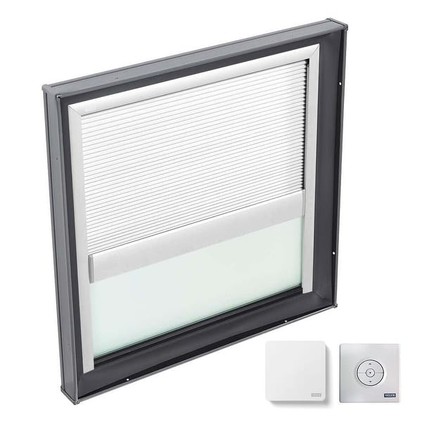 velux solar powered blinds review