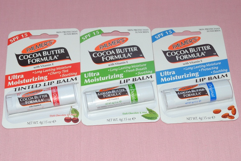 palmers cocoa butter chapstick reviews