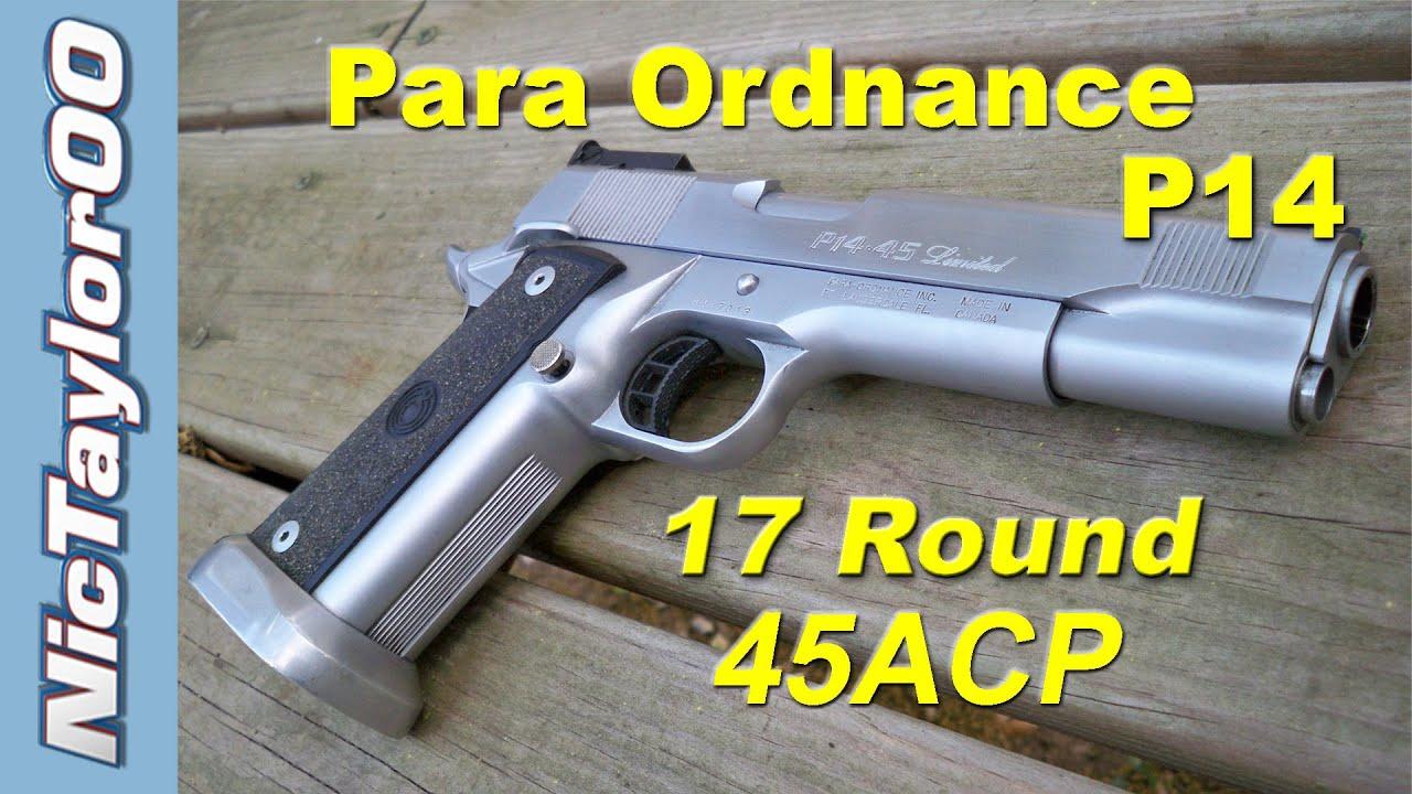 para ordnance p14 45 review