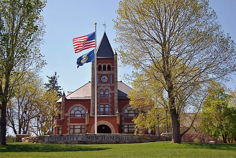 university of new hampshire reviews