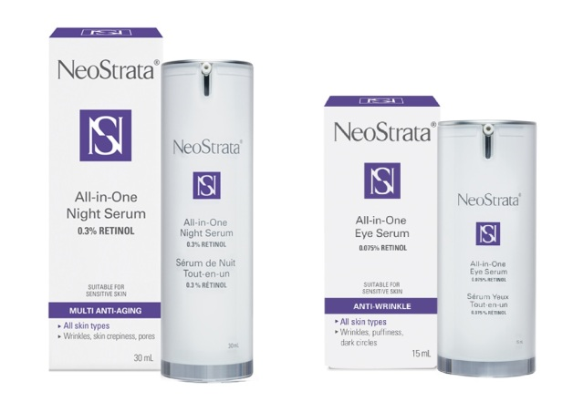 neostrata intense all in one night serum reviews