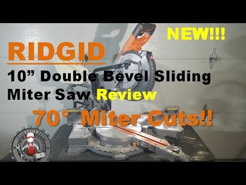 mastercraft dual bevel sliding mitre saw 10 in review