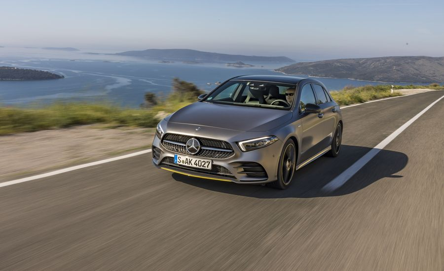 mercedes a class hatchback review