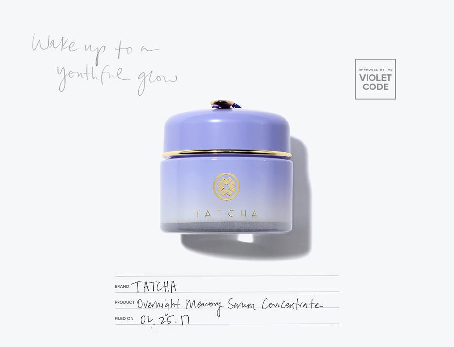 tatcha overnight memory serum reviews