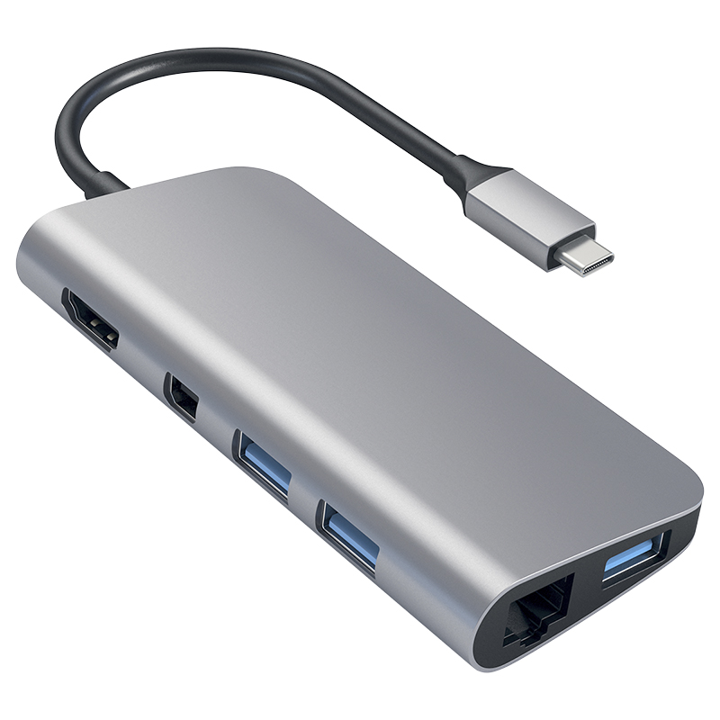 satechi usb c hub review