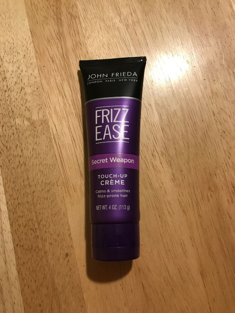 john frieda frizz ease secret weapon touch up creme review