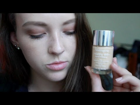 neutrogena healthy skin foundation review