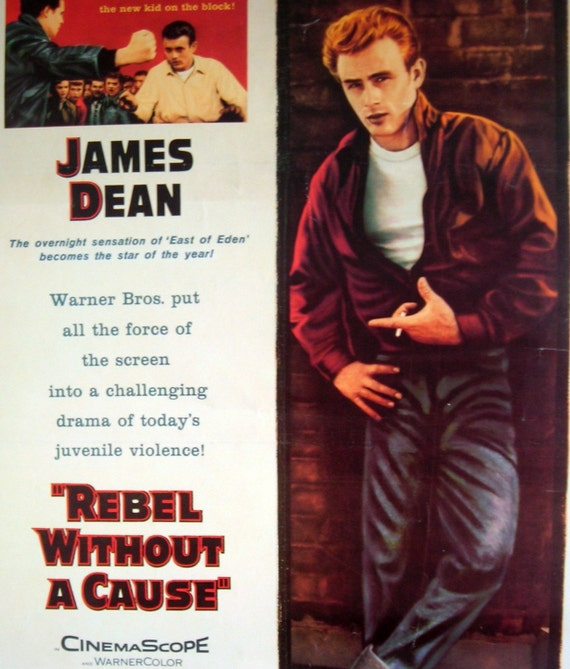 rebel without a cause movie review