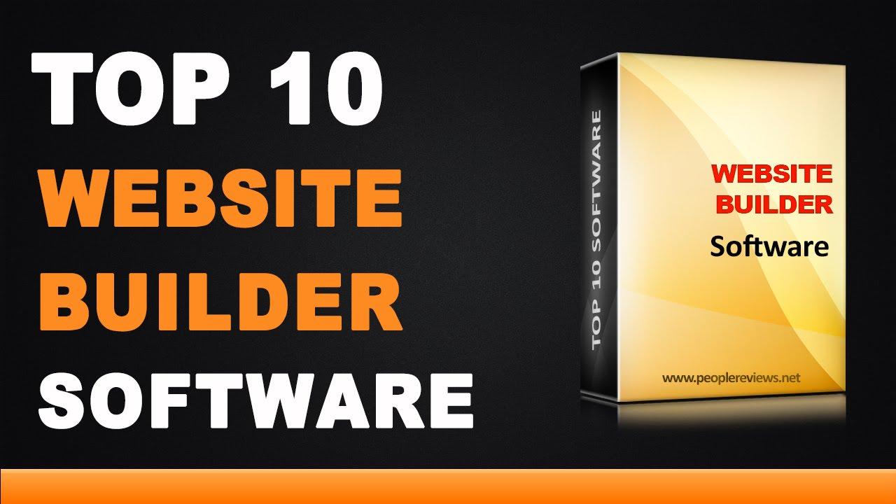 top ten reviews website builder