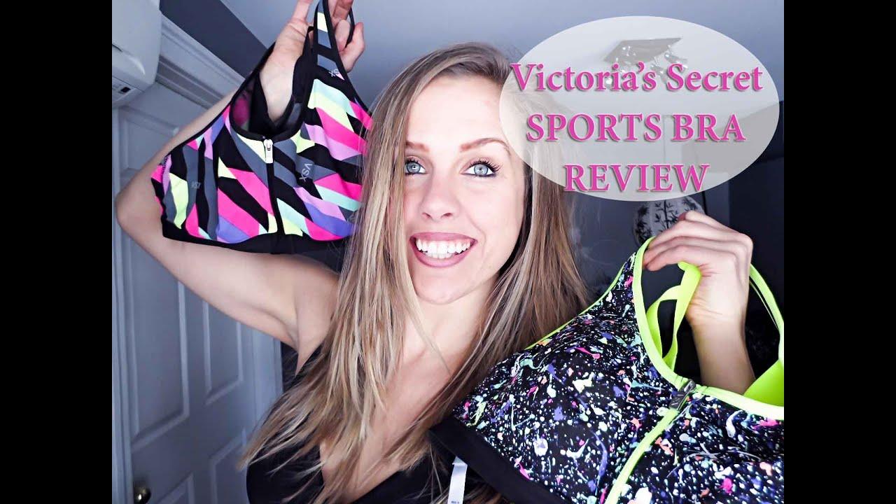 victoria secret lounge bra review