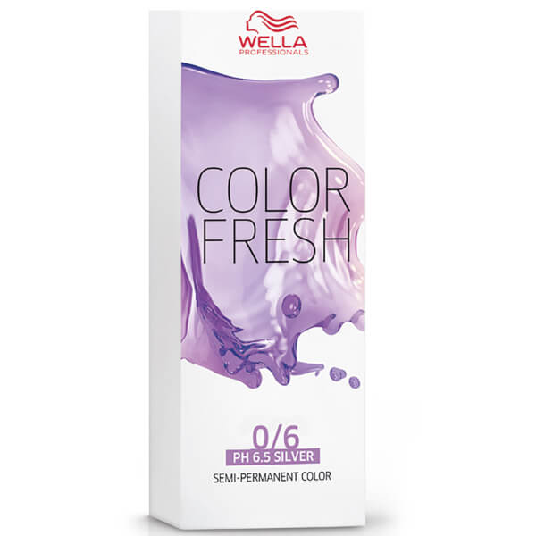 wella color fresh silver violet 0.6 reviews