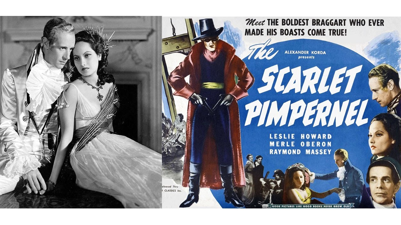 the scarlet pimpernel movie review