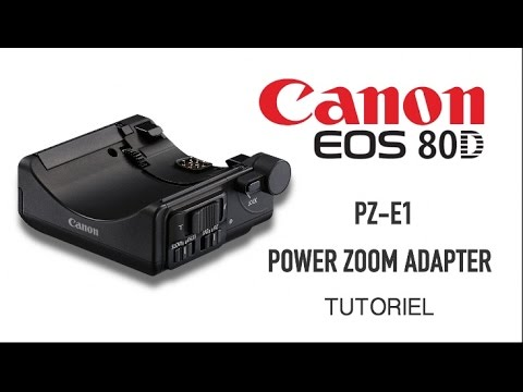 power zoom adapter pz e1 review