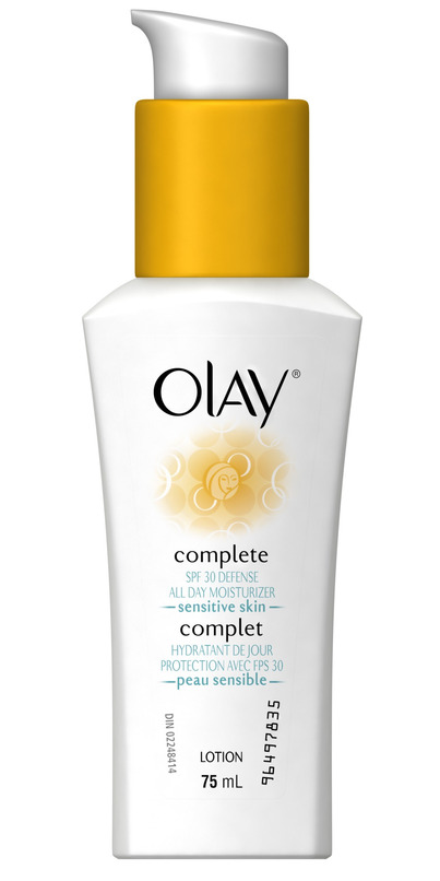 olay complete sensitive skin reviews