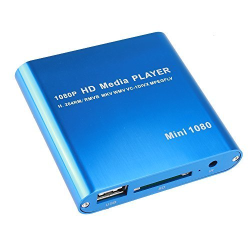 mini 1080p media player review
