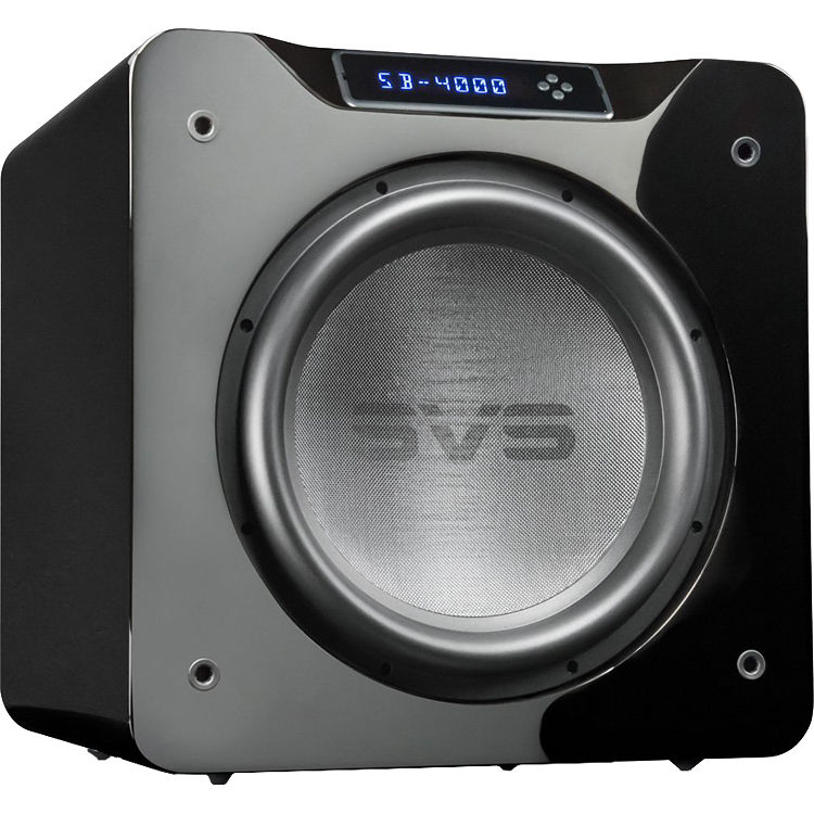 svs sb 4000 subwoofer review