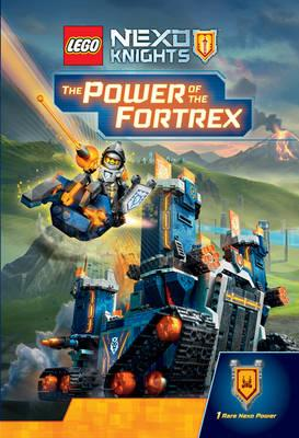 lego nexo knights fortrex review
