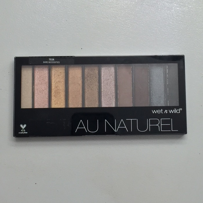wet n wild bare necessities review