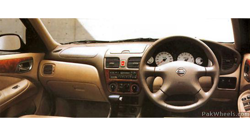 nissan sunny ex saloon 2005 review