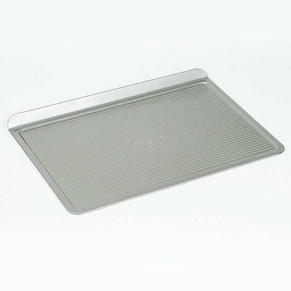 usa pan cookie sheet review