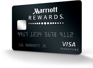 marriott rewards premier visa card review