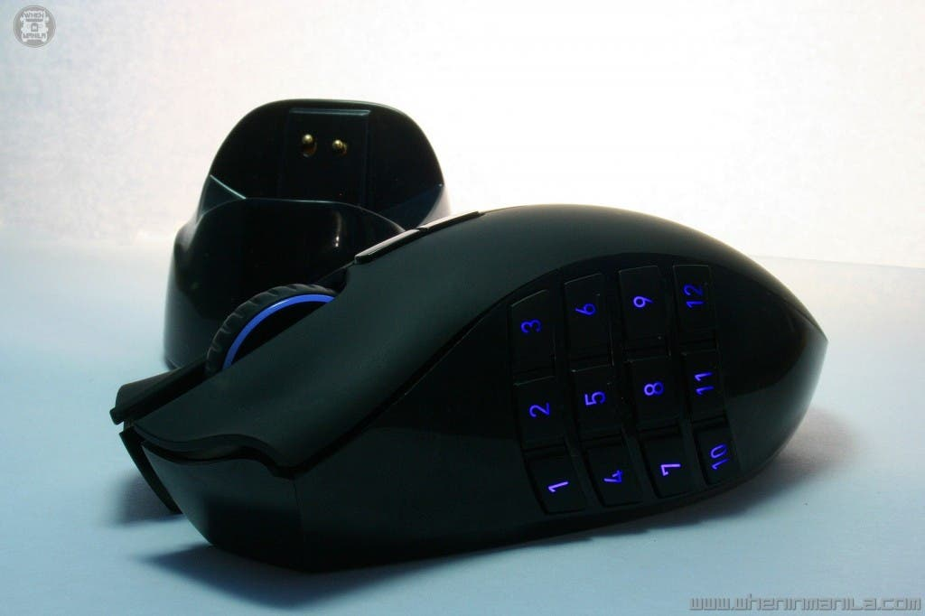 razer naga epic elite mmo gaming mouse review