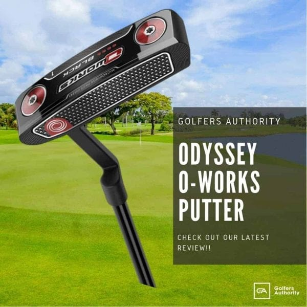 odyssey o works 9 putter review