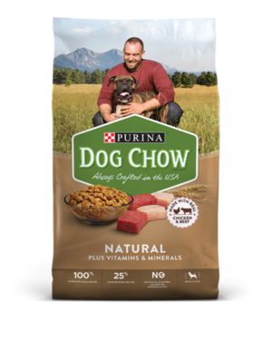 purina dog chow natural reviews