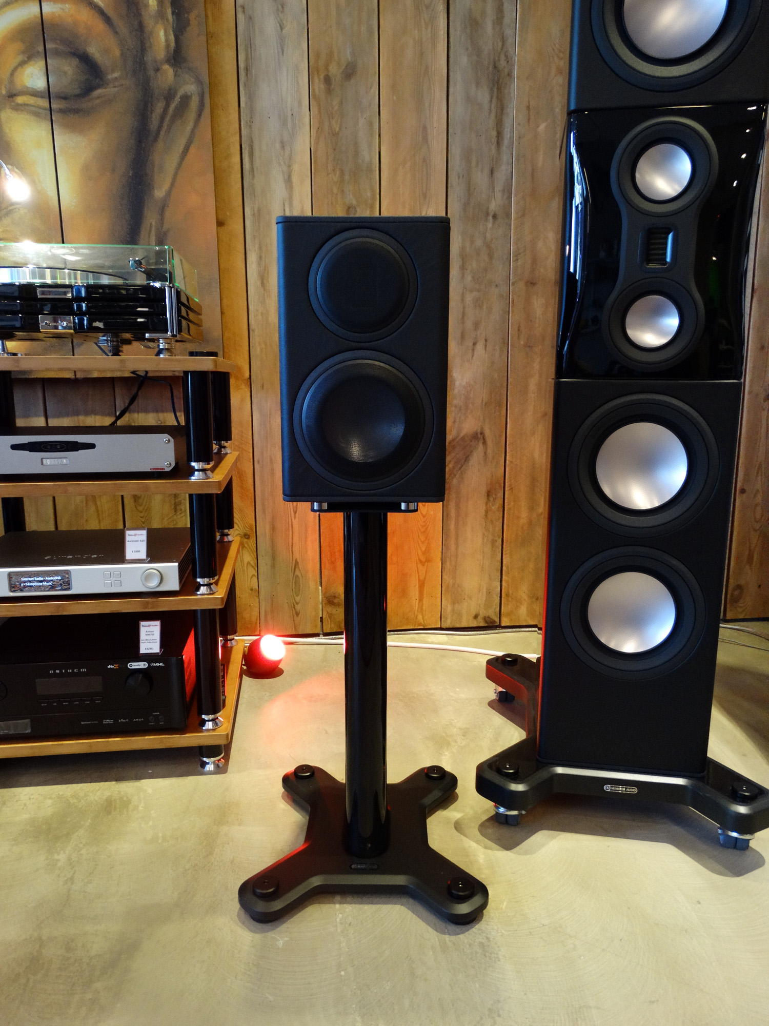 monitor audio pl100 2 review