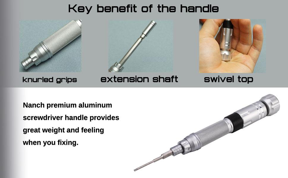 nanch precision screwdriver set review