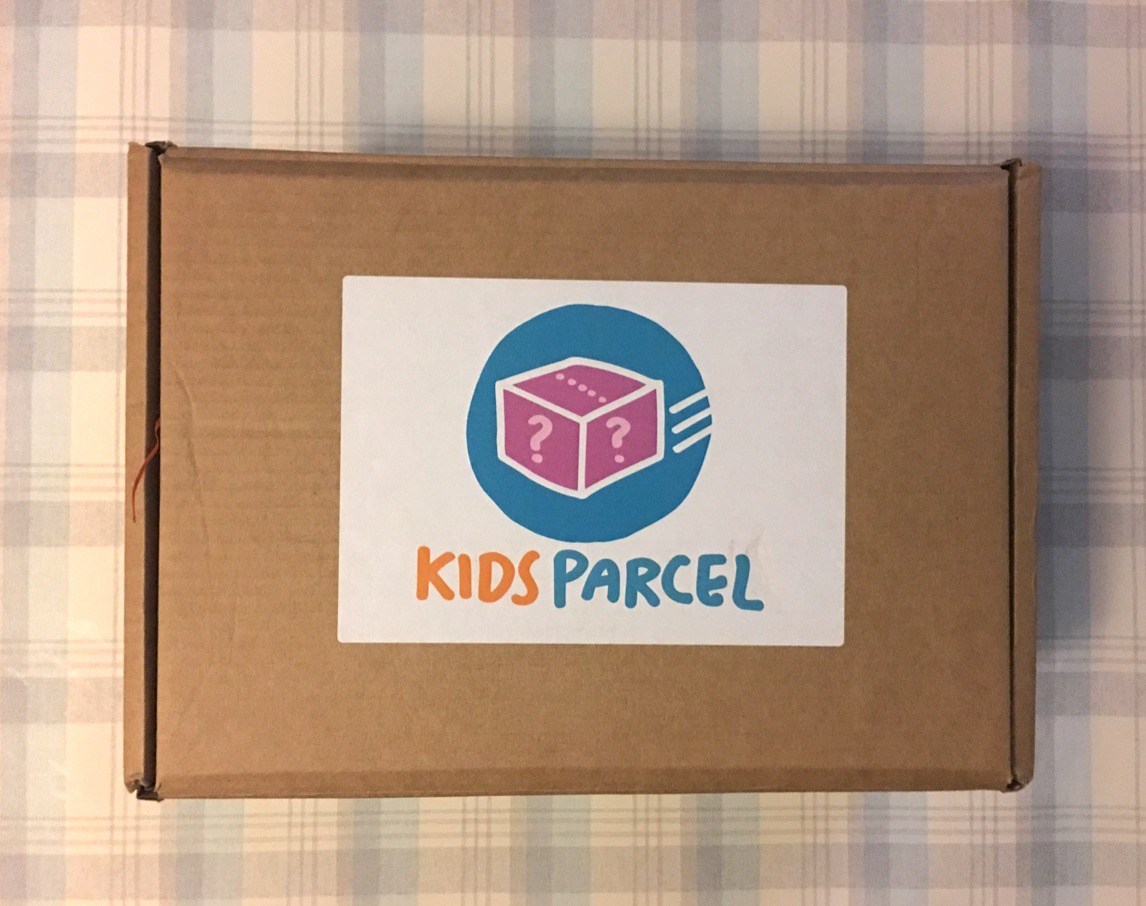 received at i parcel and on hold for review